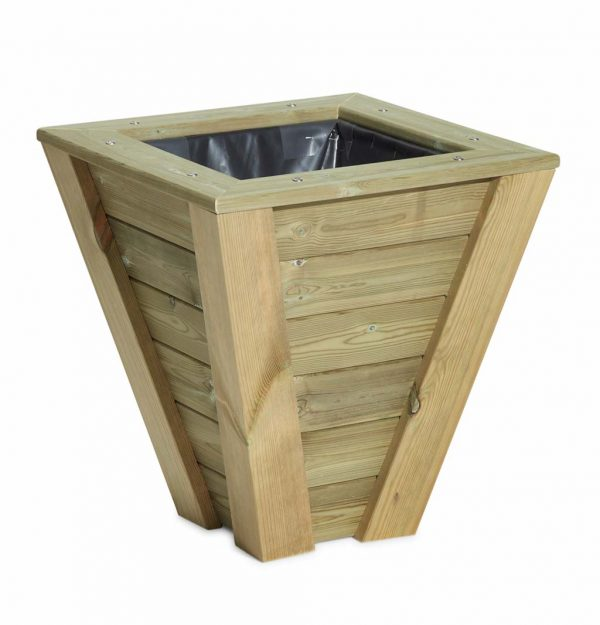Callington Tapered planter for topiary