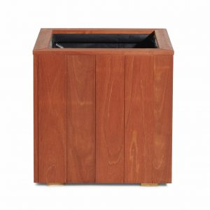 Hardwood Shiverton Planter