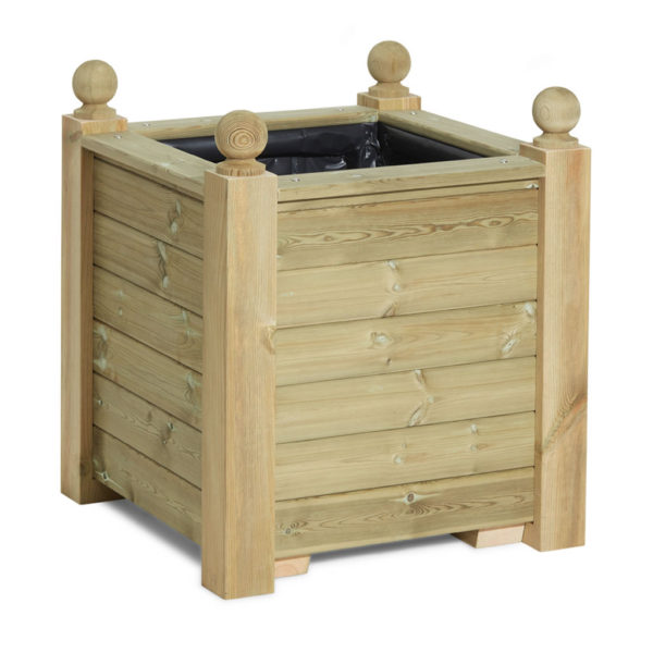 High quality wooden planter