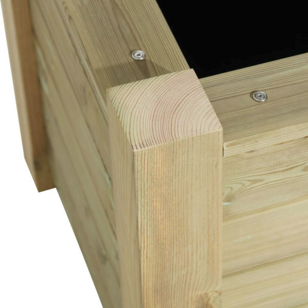 Close up of timber