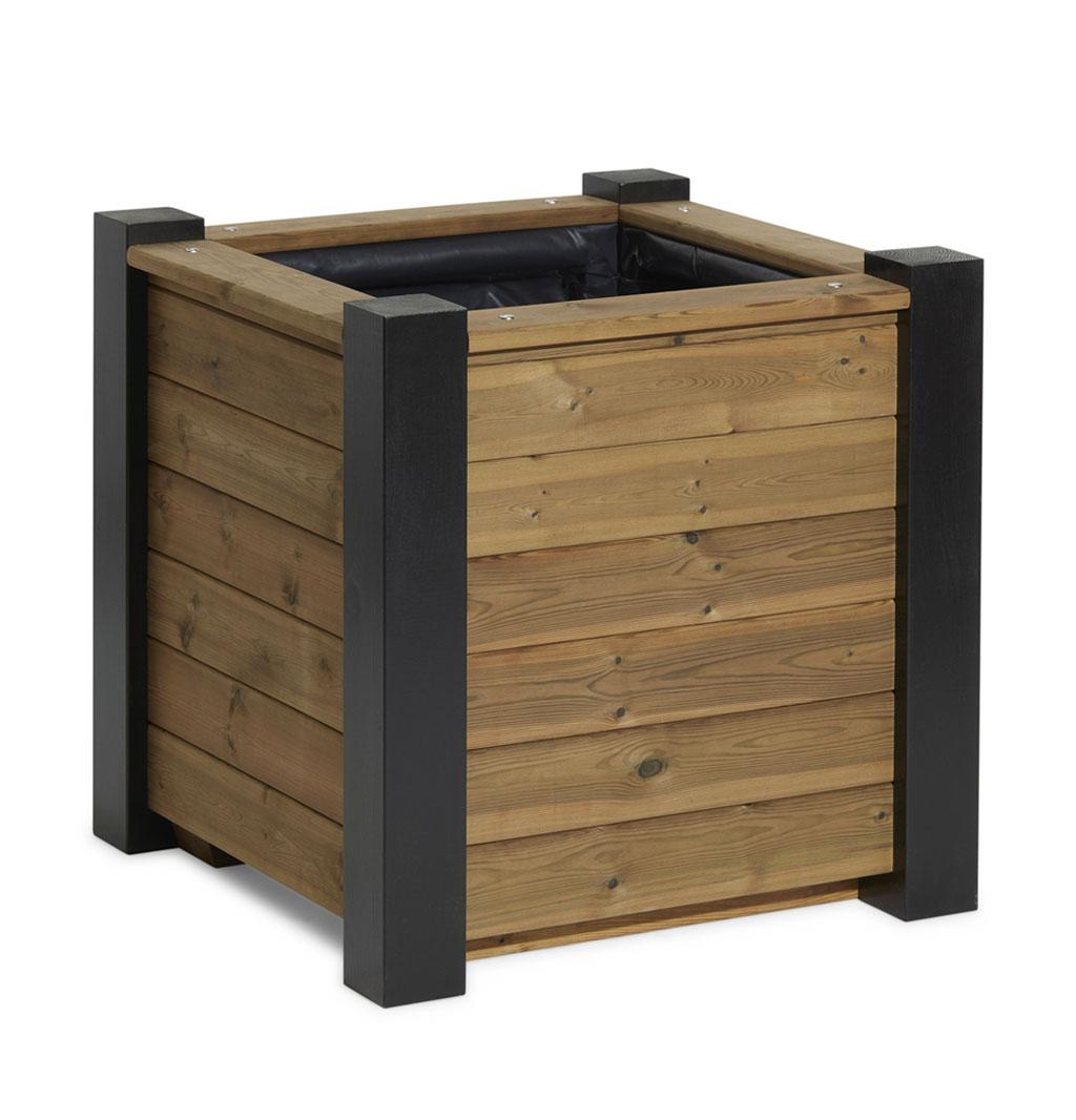 Tudor Wooden Planter Timber Planter Boxes Taylor Made