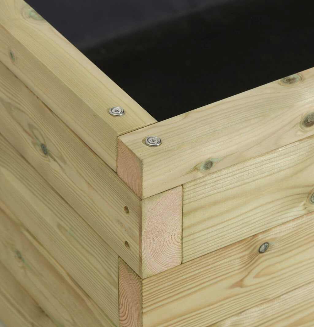 Wooden Vegetable Planters | Raised Garden Beds | Taylor Made on fence for vegetables, raised beds for vegetables, wooden trellis for vegetables, greenhouses for vegetables, wooden containers for vegetables, planter boxes for vegetables,