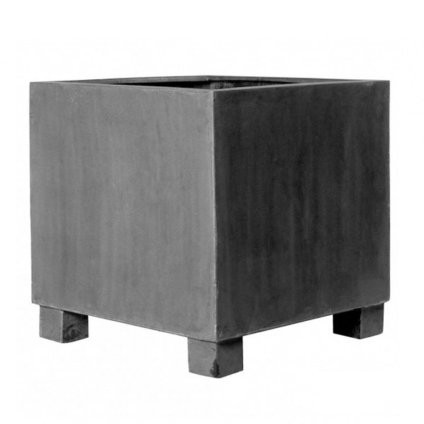 XL size Fiberstone Planter with feet