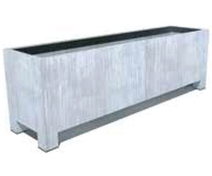 Galvanised Steel Trough