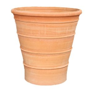 Large Terracotta container for planting outdoors