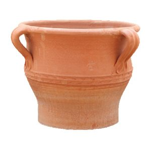 Kaliva Terracotta flower pot