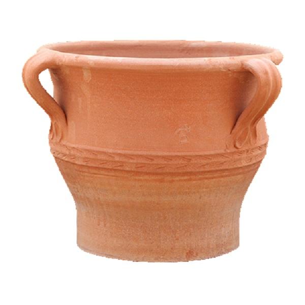 Kaliva Terracotta flower pot