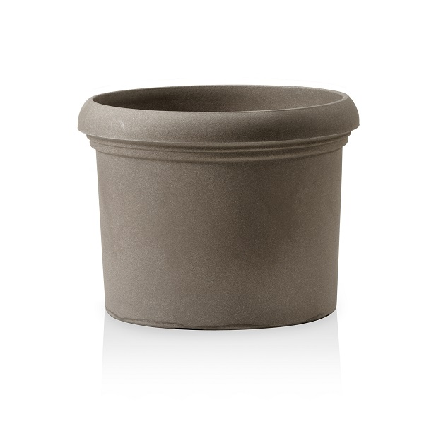 Vicenza Plant Pot in brown