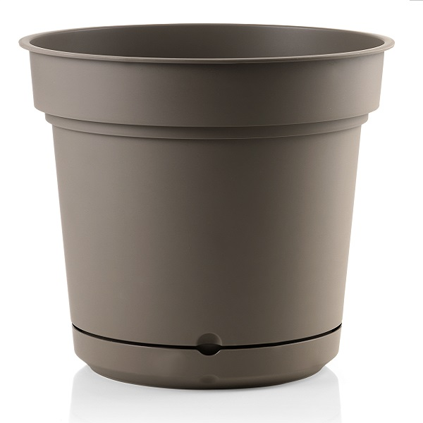 Hydral Garden Planter in Brown