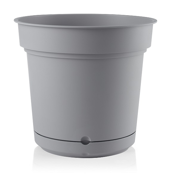 Hydral garden planter in grey