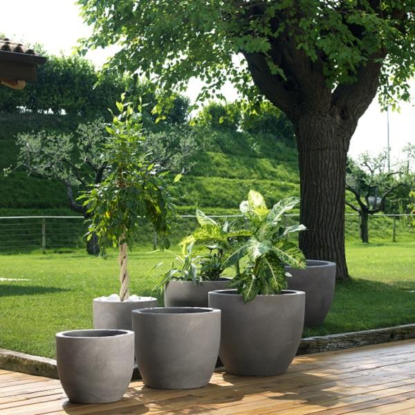 Veneto Large Bowl Planters