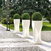 White Venezia in composite materials