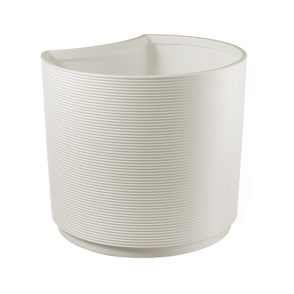 White Modular Planter - Urban Range