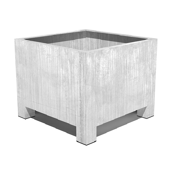 Galvanised Steel contemporary range