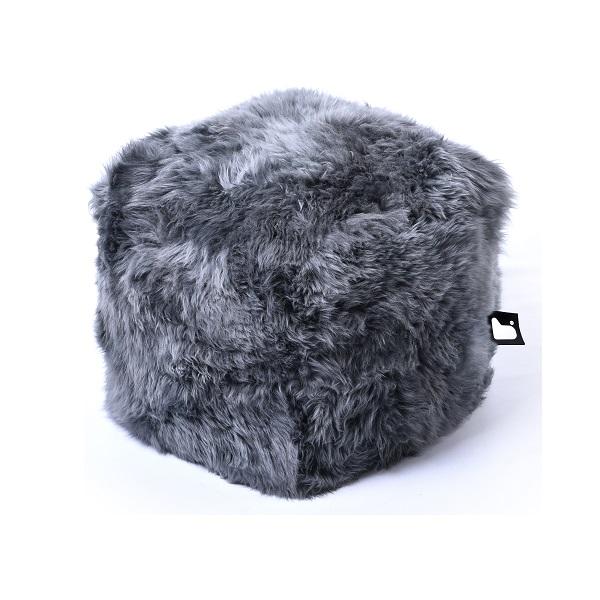 Box FUR Grey