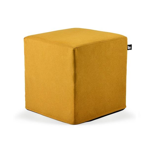 Box Suede MUSTARD