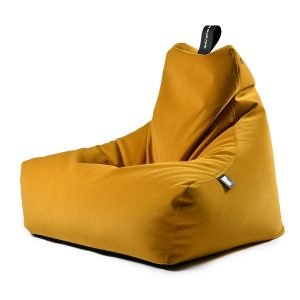 Mighty b Suede MUSTARD