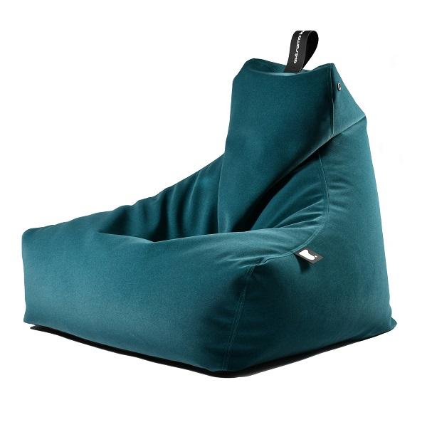Mighty b Suede TEAL